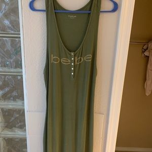bebe Dresses - Bebe mid leg dress